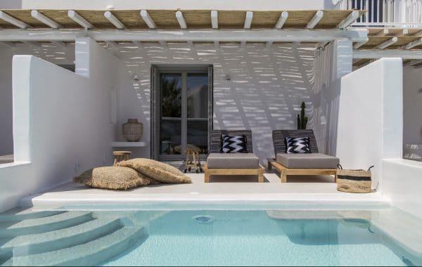 Summer Σουίτα με Ιδιωτική Πισίνα